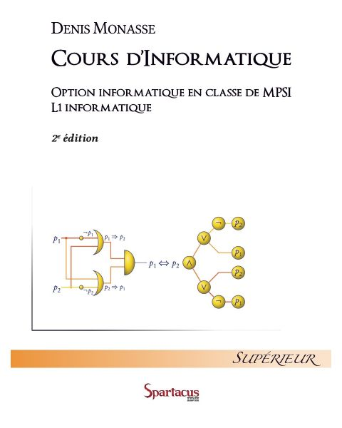 Cours d'informatique MPSI-L1